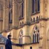 Catedral Saint-Étienne en Metz Francia