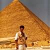 Gizeh en el Cairo Egipto