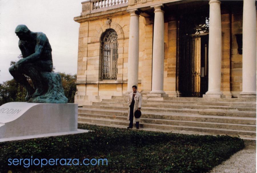 Tumba de Auguste Rodin en Meudon Francia