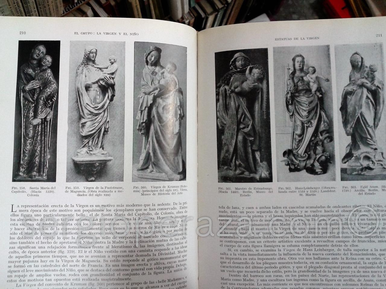 3Inspiracion Y Estudio En Fuentes Literarias Especializadas Biblioteca De Sergio Peraza Sergio Peraza Artista Escultor_Watermarked_1