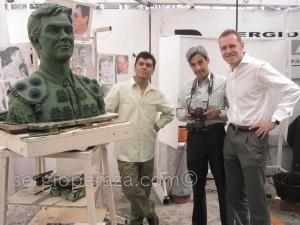 Busto de David Silveti