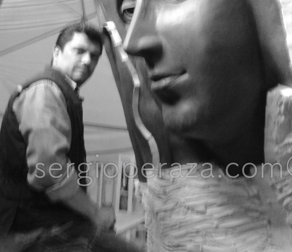 20131105_185247 Sergio Peraza Artista Escultor Sergio Peraza Artista Escultor