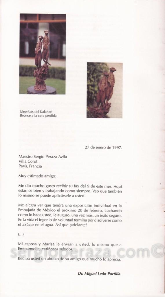4 Sergio Peraza Artista Escultor