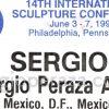 Philadelphia Sergio Peraza Artista Escultor
