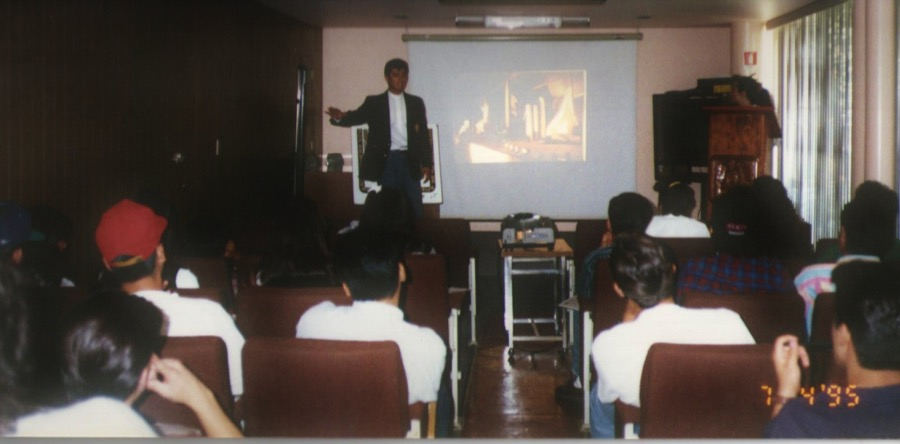 Conferencia-UVM-1995