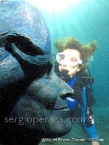 Sergio Peraza y Palabras Testimonial de Sylvia Earle 4