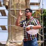 Entrevista al maestro, Sergio Peraza Ávila