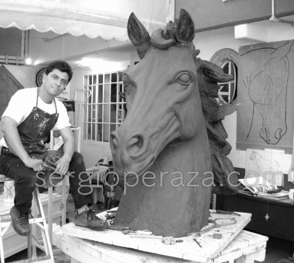 9 de junio Gil 2 Sergio Peraza Artista Escultor Sergio Peraza Artista Escultor