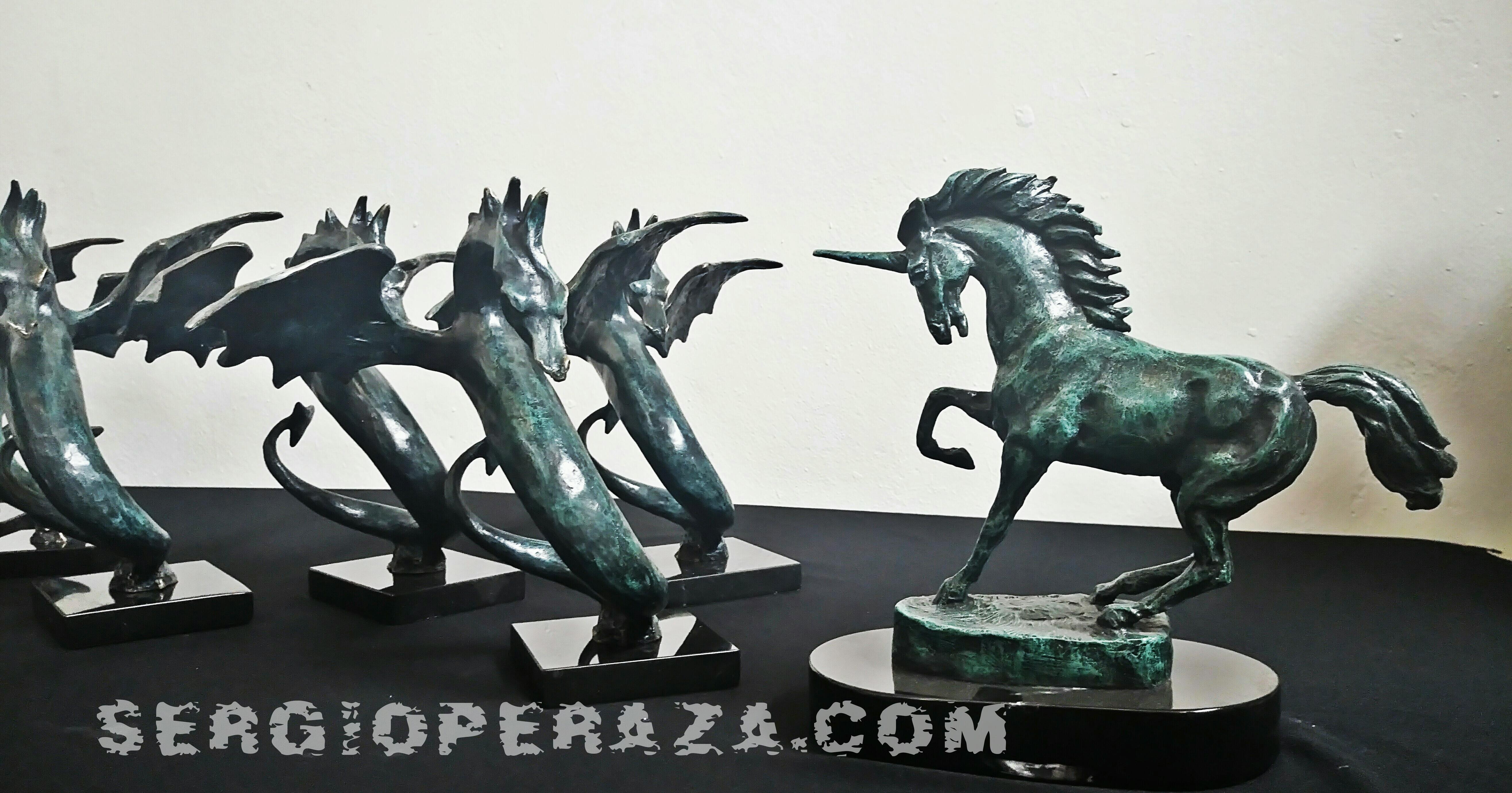 Dragones y unicornio  (16)