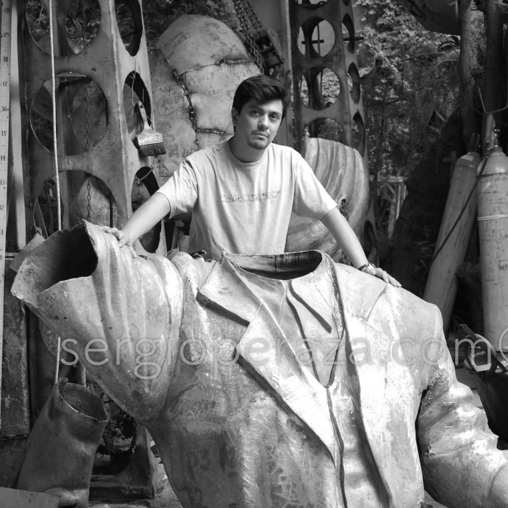 jun 349 Sergio Peraza Artista Escultor Sergio Peraza Artista Escultor